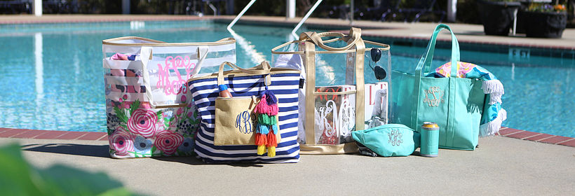 Personalized Beach Bags