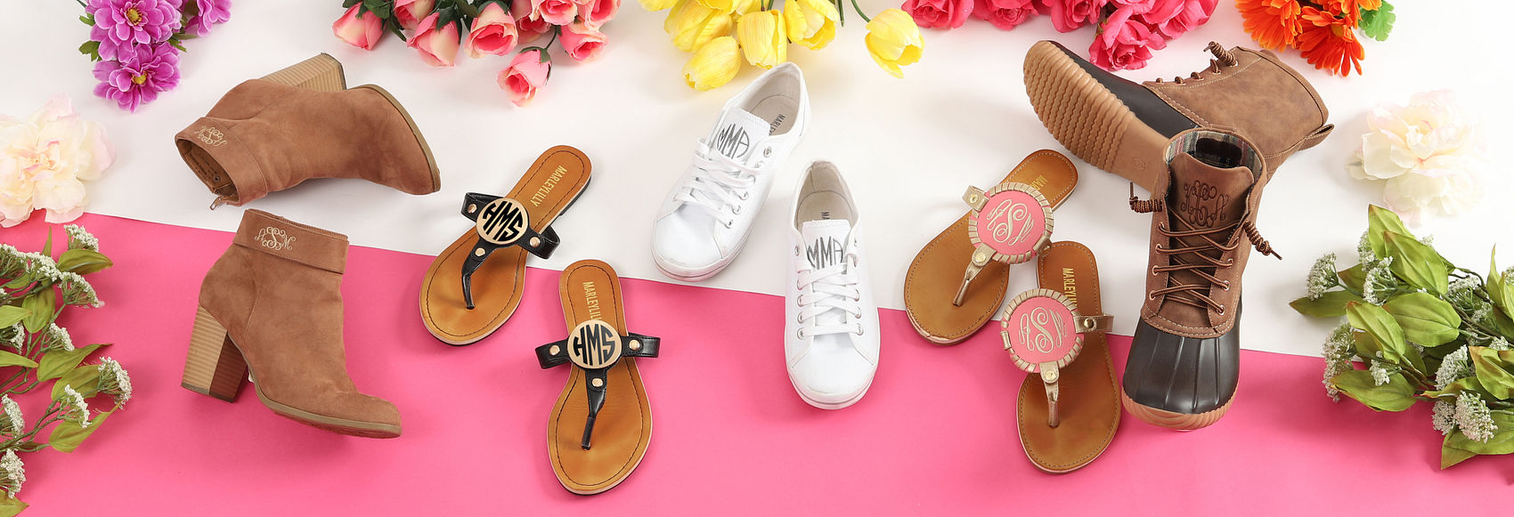 Monogrammed Shoes