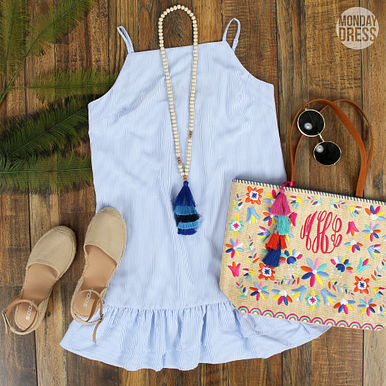Simple Times Dress