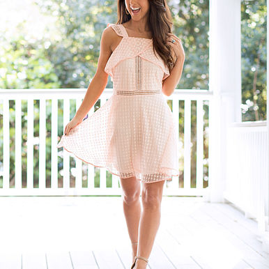 Blushing Beauty Dress