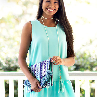 Clearly Perfect Top in Mint